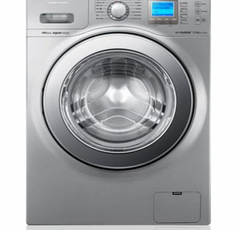Samsung WF1124XAU - 1400 spin, 12 kg capacity Washing Machine with eco bubble technology