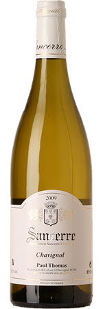 Sancerre Chavignol 2013, Paul Thomas product image