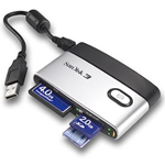 12 in 1 USB 2.0 Reader / Writer