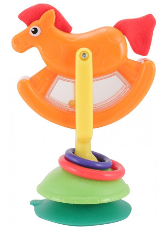 Sassy Rocking Horse Highchair Toy product image