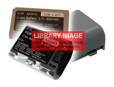 Dell 451-10125 6600mAh Laptop Battery - Grey