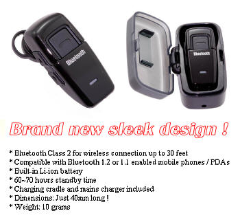 Motorola V688 Compatible Bluetooth Headset