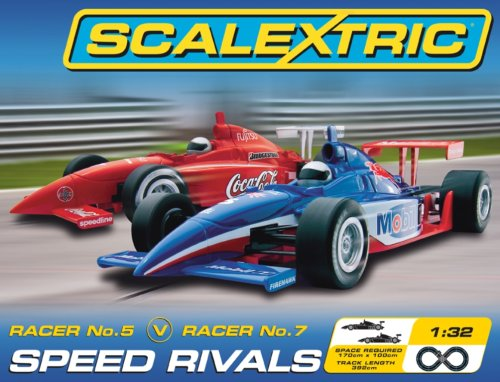 Scalextric - Speed Rivals product image
