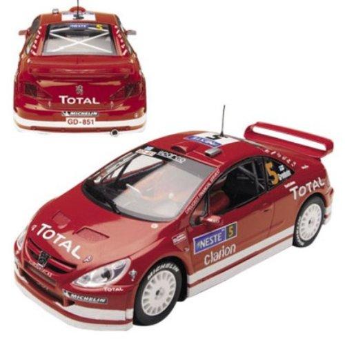 C2561 - Peugeot 307 WRC Works 2004 No16