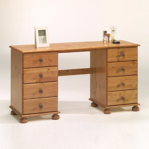Scandinavian Pine Aarhus Double Dressing Table 102.376.34