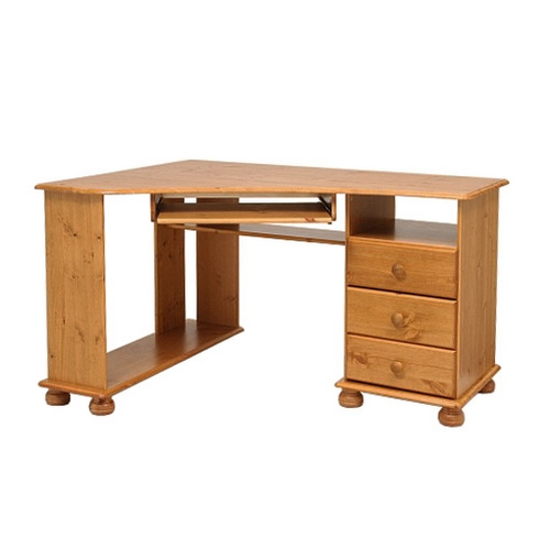 Pine computer desks reviews - Pine corner desks ...