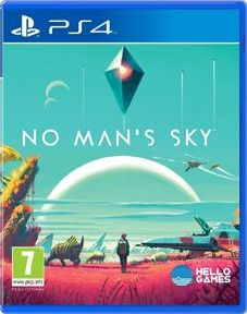 SCEE, 1559[^]40585 No Mans Sky on PS4