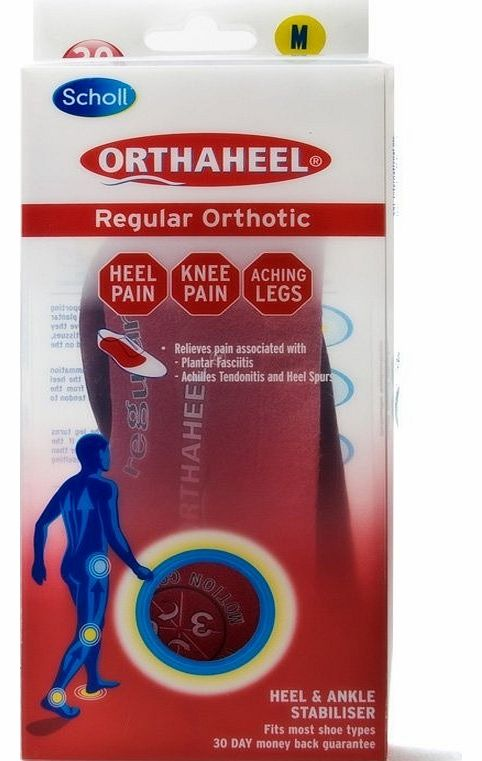 Orthaheel Regular - Medium