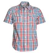 Schott SH Crew Multi-Colour Check Shirt