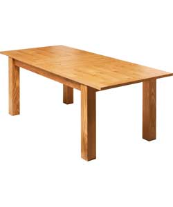 oak extentable dining table review compare prices buy online