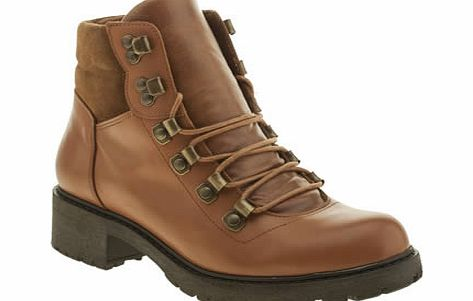 schuh Tan District Boots