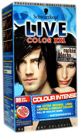 Schwarzkopf Color XXL Deep Black 99