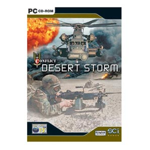 Conflict Desert Storm for PC - CLICK FOR MORE INFORMATION