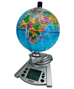 Science Museum World Time Globe Clock product image