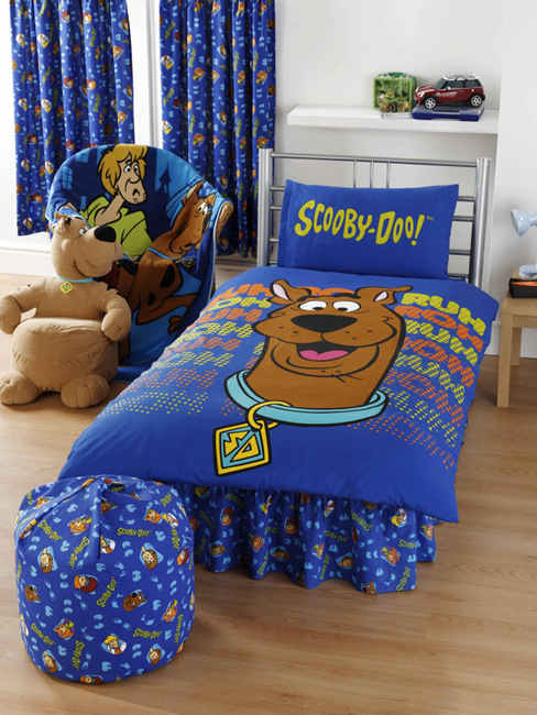 Scooby Doo Basics Duvet Cover and Pillowcase