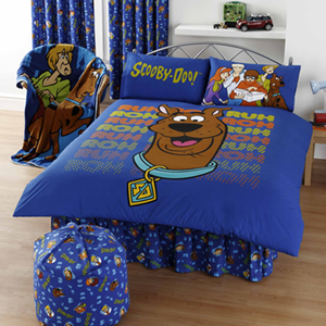 scooby doo bedding basics double duvet set review compare prices