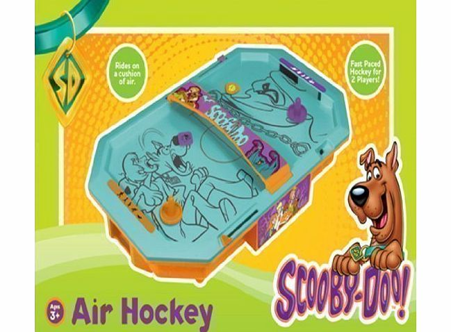 Best Scooby Doo Toys For Kids : Scooby doo air hockey table top game toys xmas gift