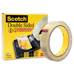 Scotch Double Sided Permanent Tape product image
