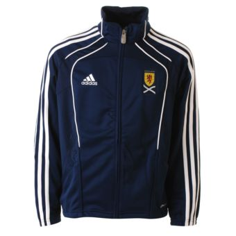 Scotland Adidas 2010-11 Scotland Adidas Training Jacket (Navy) product image