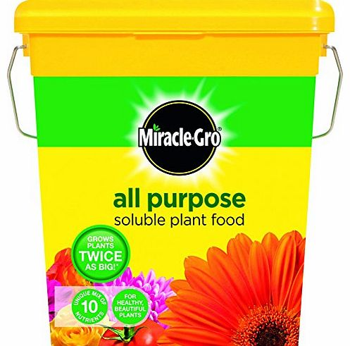 Scotts Miracle-Gro Miracle-Gro All Purpose Soluble Plant Food 2 kg Tub