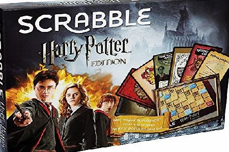 Scrabble DPR77 ``Harry Potter Edition`` Game