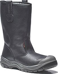 Scruffs, 1228[^]1882C Gravity Rigger Safety Boots Black Size 7