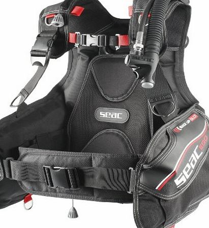 SEAC  Ego Diving BCD - Red/Black, Medium product image