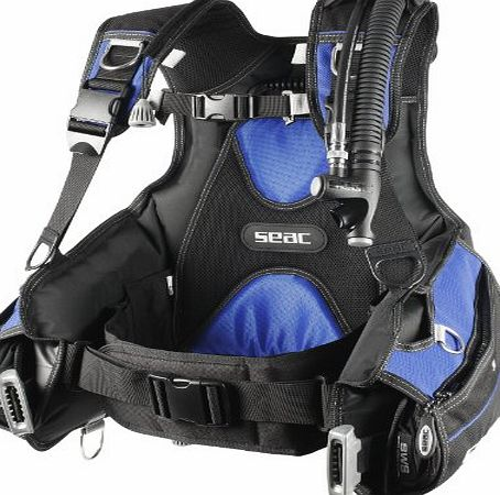 SEAC  Guru Diving BCD - Blue/Black, Medium product image