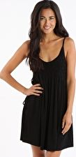 Seafolly, 1295[^]228625 Chedi Club Dress - Black