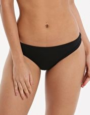 Seafolly, 1295[^]259278 Kasbah Scuba Luxe Hipster - Black