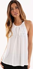 Seafolly, 1295[^]245144 Neighbours Top - White