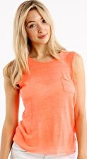 Seafolly, 1295[^]233725 Salt Top - Fanta