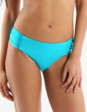 Seafolly, 1295[^]235812 Shimmer Ruched Side Retro - Eden