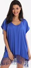 Seafolly, 1295[^]259109 Starlight Kaftan - Blue Ray