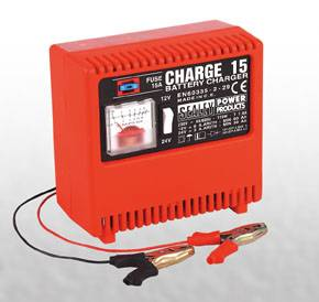 Sealey Battery Charger 12/24V 230V