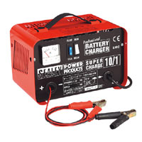 Sealey Battery Charger 9Amp 12V 240V