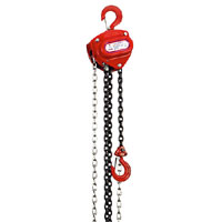 Sealey Chain Block 1ton 2.5mtr product image