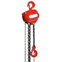 Sealey Chain Block 2ton 2.5mtr product image