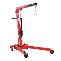 Sealey Folding Crane Yankee 1ton KD Type product image