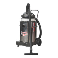 Sealey Industrial Wet and Dry Vacuum Cleaner 50L