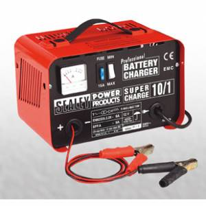 Sealey Professional Battery Charger 9Amp 12V