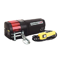 Sealey Recovery Winch 1588kg Line Pull 12V product image