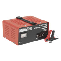 Sealey Tools Battery Charger Electronic 5Amp 12V 230V