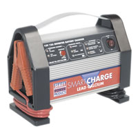 Sealey Tools SmartCharge Inverter Battery Charger Lead