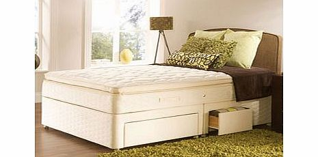 Sealy autumn mist 6ft superking divan bed review for 6 foot divan