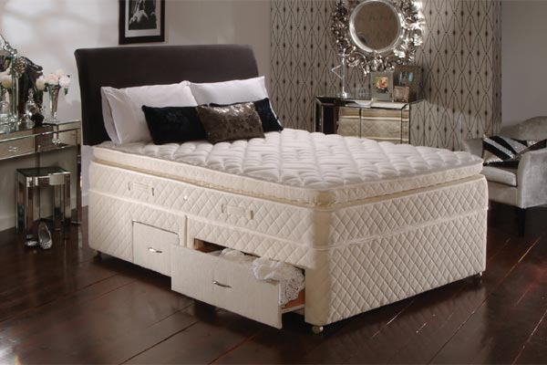 Sealy divan beds for 180 cm divan
