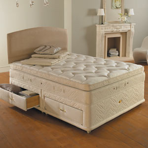 Sealy Posturepedic Ultra Luxe Bed