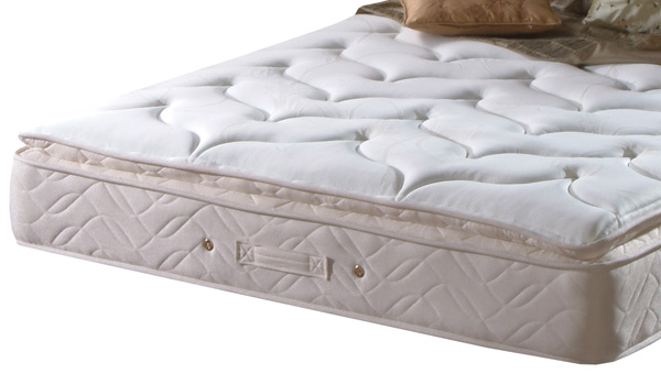 sealy pillow luxury mattress small double bed mattresse review compare prices buy online. Black Bedroom Furniture Sets. Home Design Ideas