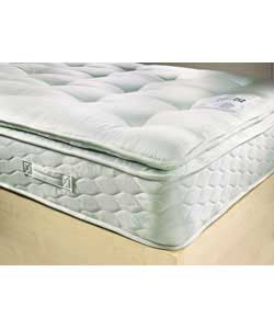 Sealy Pillow Serenity Double Mattress Bed Mattresse