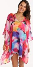 Seaspray, 1295[^]254103 Camille Cover Up - Print